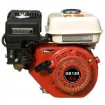 Двигатель бензиновый GX 120 (Q тип)