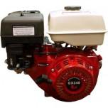 Двигатель бензиновый GX 240 (W тип)