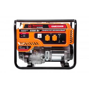 Бензиновый генератор HAMMER GNR5500B, 5 кВт