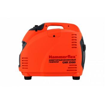 Бензиновый инверторный генератор HAMMER Hammerflex GNR3500i, 3,5 кВт, 220 В, 29,5 кг
