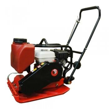 Виброплита бензиновая DIAM VM-120/5,5H, 120 кг, 21 кН, 550Х500