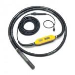 Глубинный вибратор для уплотнения бетона высокочастотный Wacker IRFU 45, Д 45; 1,1 кВт, 220 V, 14,6 кг