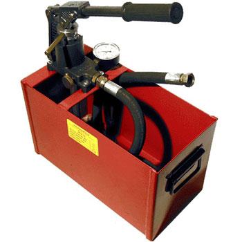 Опрессовщик систем отопления УГО-50